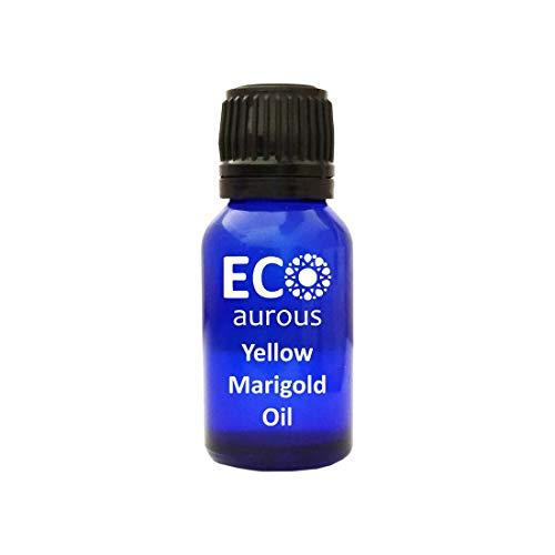 Olio di calendula gialla 100% naturale, biologico, vegano e cruelty free giallo calendula | olio di calendula giallo puro | (5000 ml)