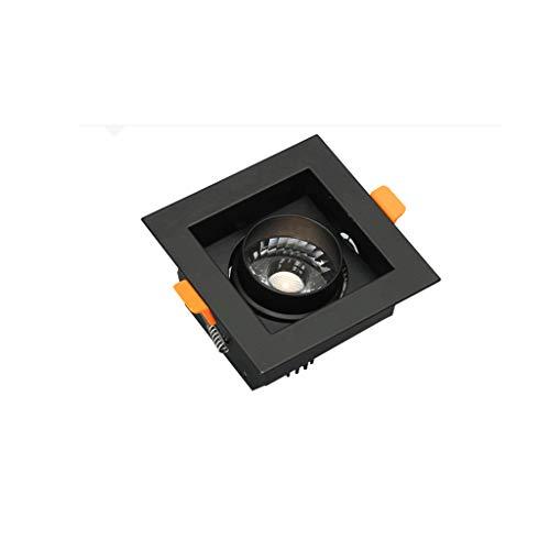 WRMOP enkele kop/paneel voor tweepersoonsbed, ingebouwde LED-inbouwlamp, plafondspot, lichtgrille R/20/03/06