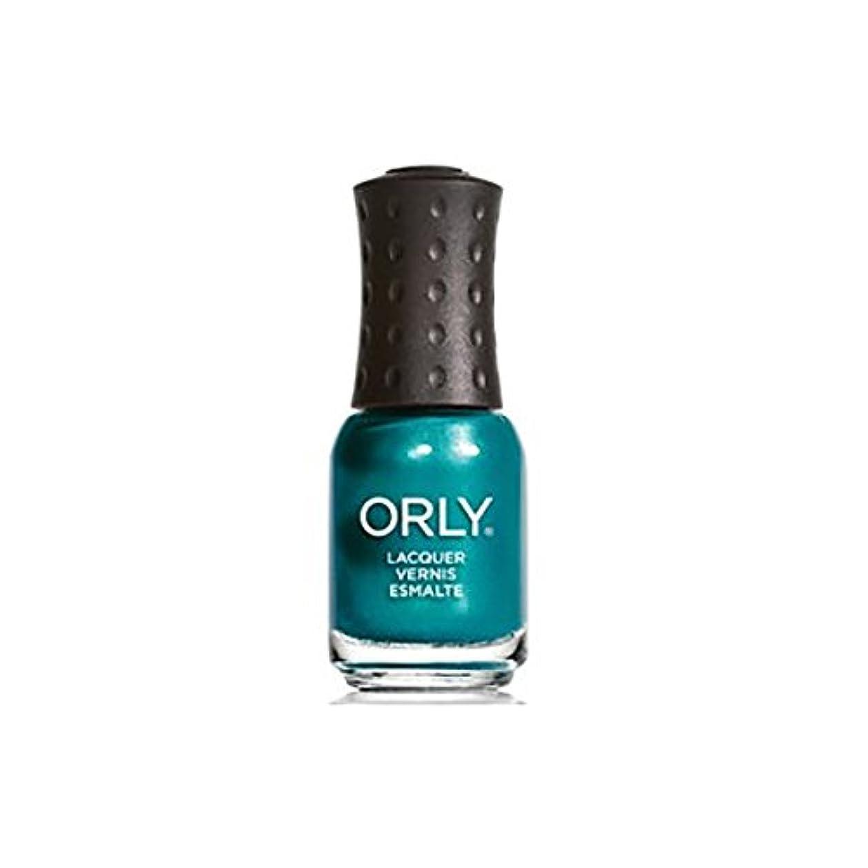 避けられない抵抗力がある所有者ORLY(オーリー)ネイルラッカーミニ 5.3ml イッツアップトゥブルー#48654