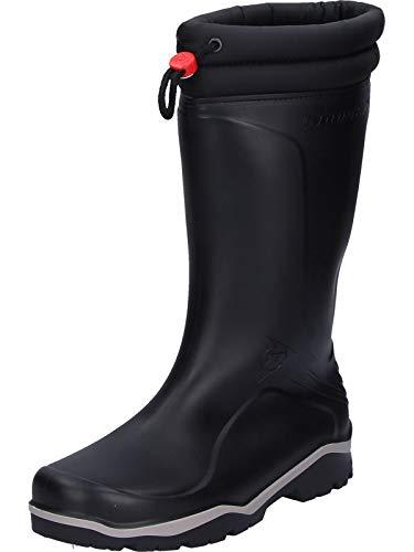 Dunlop Protective Footwear (DUO18) Dunlop Blizzard, Botas de Agua Unisex Adulto, Black, 41 EU