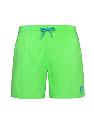 Protest Jungs Badeshort Culture JR Neon Green 140