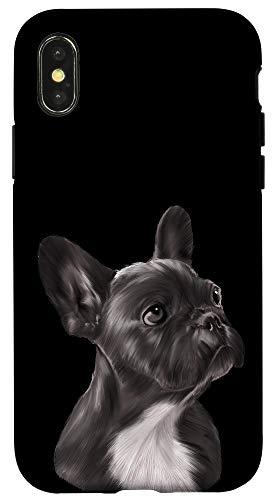 iPhone X/XS Frenchie French Bulldog Dog Lover Pet Portrait Animal Case