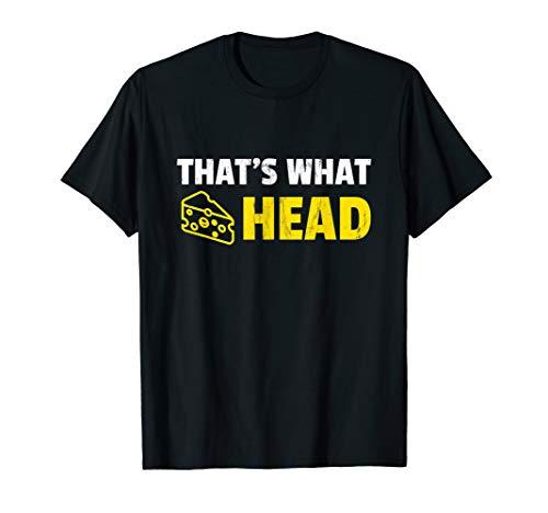 Das ist, was Cheesehead Lustige Wisconsin Käse T-Shirt