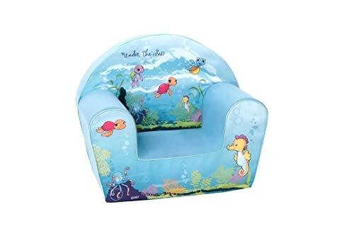 Knorrtoys 80293 - Poltrona per bambini Nici Under the Sea
