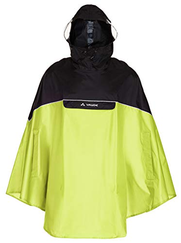 VAUDE Poncho Covero II, Lemon, XL, 06809