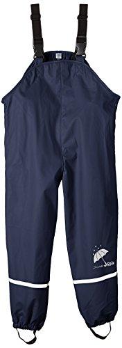 Sterntaler Jungen ungefüttert Regenhose, Blau (Marine 300), One Size (Herstellergröße: 110)