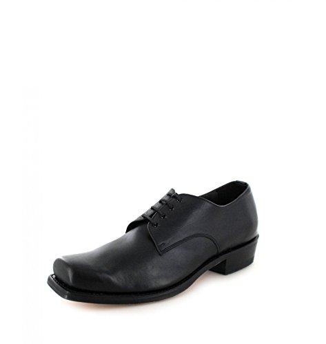Sendra Boots Schuhe 530 Schnürschuh (in verschieden Farben), Schwarz, 39 EU