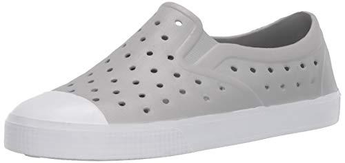 Amazon Essentials Kids' Slip-On Water Shoe, Light Grey, 10 M US Toddler