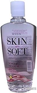 Avon Skin so Soft, Soft & Sensual Bath Oil, 16.9 Oz
