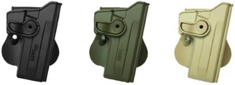 Concealed Carry Hand Gun Polymer Retention Holster Sig Sauer P250