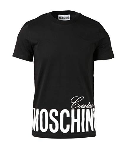 Moschino Hombre Camiseta Nero 48 EU