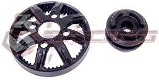 3Racing RC Model Hop-ups CRA-116 60T Spur Gear for Crawler EX