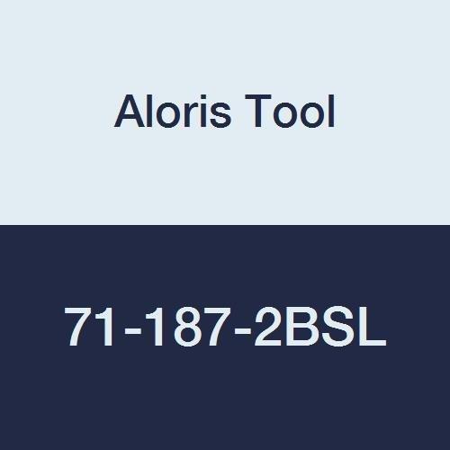 Aloris Tool 71-187-2BSL Wedge Insert Max 65% OFF Grip Austin Mall Blades Throwaway