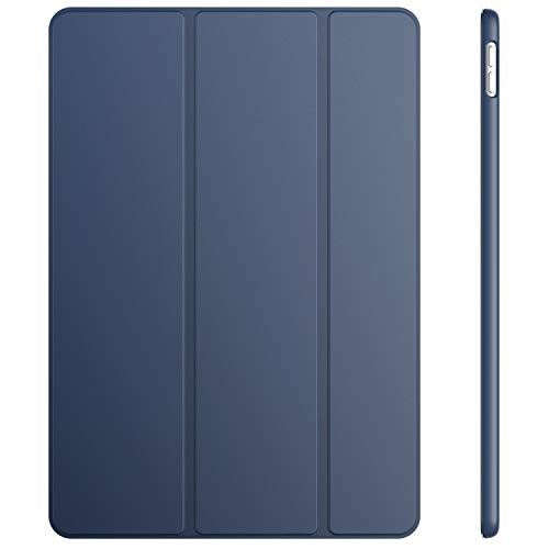 JETech Case for iPad Air 3rd generation 10.5 (2019) and iPad Pro 10.5 (2017), Cover with Auto Wake/Sleep, Navy