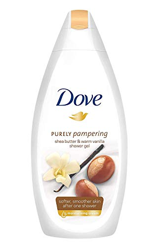 Dove douchegel Karitéen vanille - 500 ml