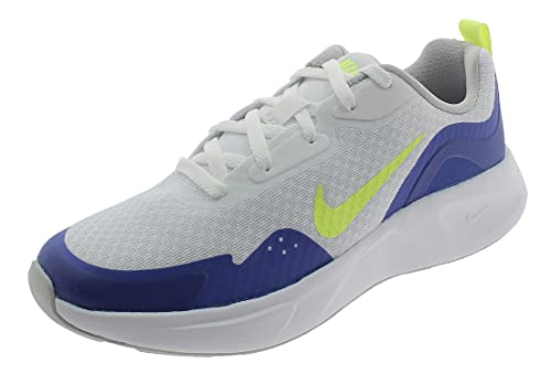 Nike Scarpe Sportive WEARALLDAY CJ3816104 Bambino Bianche Bianco 36 EU