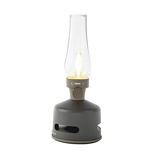 LED Lantern Speaker LED ランタンスピーカー 充電式 USB bluetooth URBAN SPORTS (ダークブラウン色)