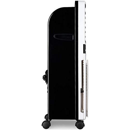 Multi-Scenario 4-in-1 airconditioner met afstandsbediening, koeling voor koelkast met dubbele gebruiksdoeleinden, voor huis, kantoor, verdampingskoeler