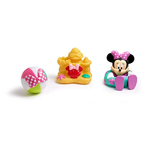 3 Piece Disney Baby Minnie Mouse Bath Squirt Toys