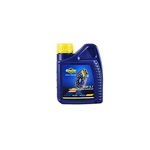 Putoline Bremsflüssigkeit DOT 5.1, 500 ml