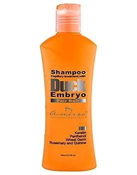 Duck Embryo Shampoo  Light/Fair Hair // Shampoo Embrion de Pato  Cabello Claro