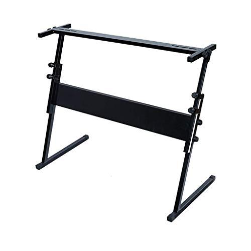Soportes de almacenamiento, soporte de piano ajustable en al