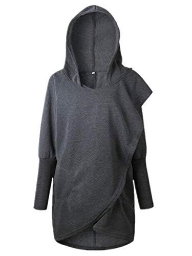 Capuchontrui voor dames, uniek, pin-up, lente, herfst, outdoor, lange mouwen, capuchonpullover, normale lak, capuchon, sweatshirt