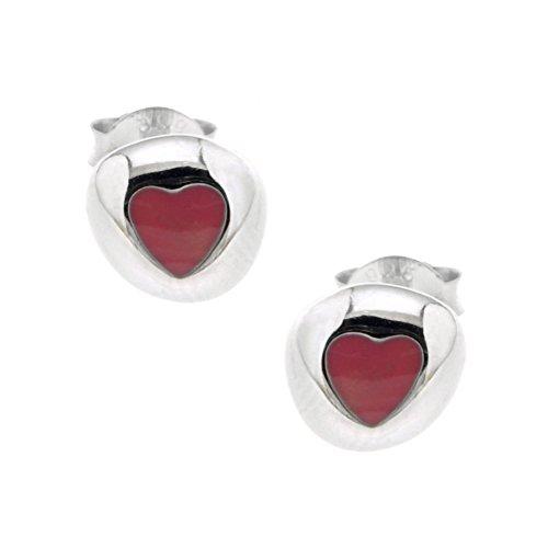 Bijoux pour Tous – Pendientes para mujer – plata 925 – 1900735RH RO
