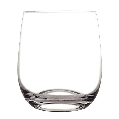 Olympia Lot de 6 verres ronds modernes en cristal 315 ml 90 x 80 mm