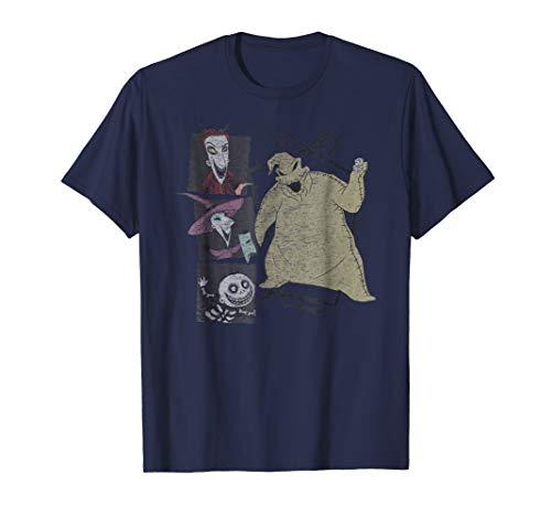 Disney Nightmare Before Christmas Oogie Booge Boys T-shirt