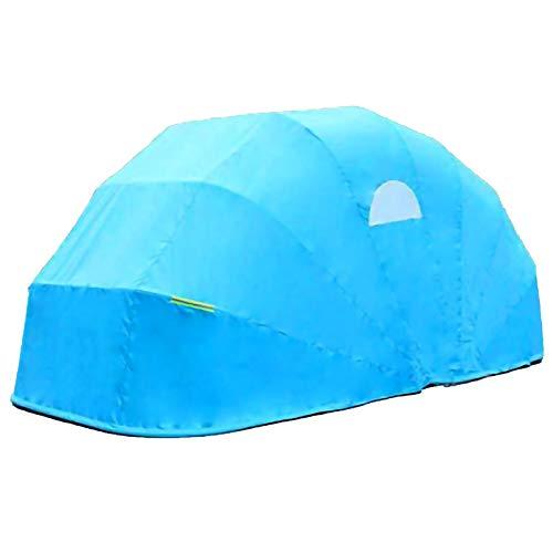 Carpa para Ganado - Acero Galvanizado - Refugio para Automóviles al Aire Libre de Servicio Pesado - 5.6x2.5x2.5m/6x2.5x2.65m - Anti-UV, a Prueba de Agua, Nieve, Tormenta (Color : 6, Size : 6m)