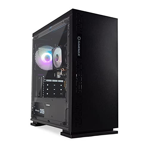 MAK OFFICE S PLUS - PC Desktop i7 10700 8 Core 4,80GHz Turbo,SSD 256 GB + HDD 1000 GB,RAM 16GB DDR4,COMPUTER DA Ufficio Casa,DAD,Hdmi WINDOWS 10, Pc assemblato I7
