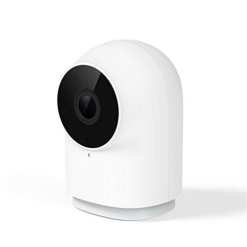 TianranRT★ Caméra de Surveillance Réseau Intelligente Aqara G2 1080P (Gateway Edition), Blanc