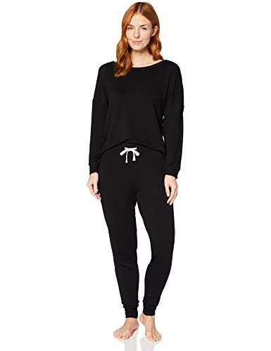 Iris & Lilly Asw-017 Loungewear, Schwarz (schwarz), XL
