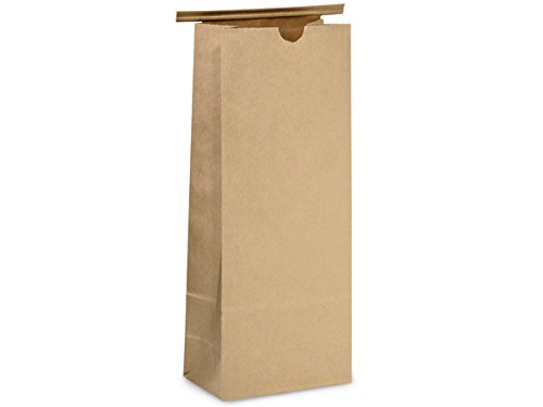 Tin Tie Coffee Bag 100 Count - Max 70% OFF Very popular! LB Kraft 2