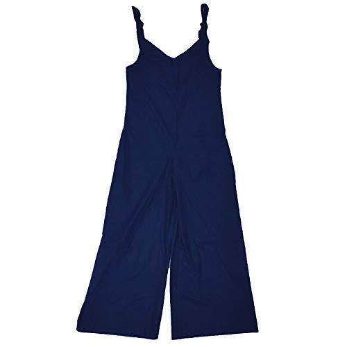 da Donna semplicità Facilità di Comfort Pantaloni Tagliati a Stivale Tinta Unita Quotidiano Tempo Libero Moda Tuta con Lacci a Gamba LargaXXL