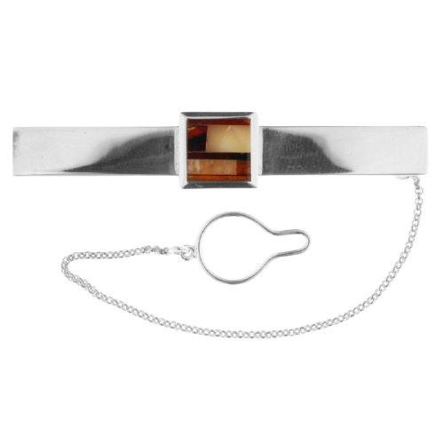 InCollections 0120240014580 Pince à cravate en argent sterling 925