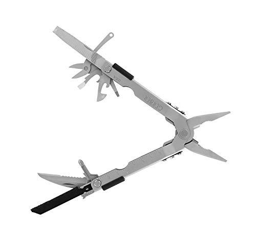 Gerber Multifunktionswerkzeug mit Nylon-Scheide, Einhandöffnung und 14 Funktionen, MP600 Pro Scout, 31-003652