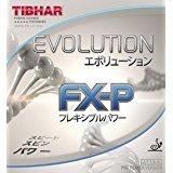 Tibhar Evolution MX-P - Gomma da ping pong, Colore: rosso, 1,9 - 2,0 mm...