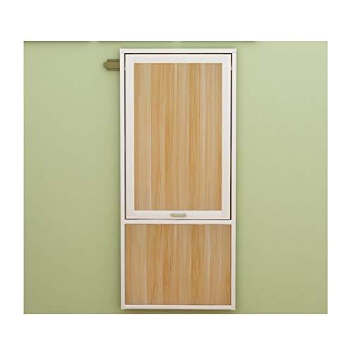YUANP Wandklapptisch Schreibtisch Unsichtbarer Wandtisch Platzsparende Ausklappbare Küche Esstisch Home Office Workbench Bar Schreibtisch,1-80 * 40cm/31 * 16in