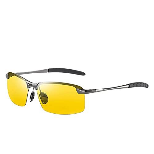 Gafas de sol Photographrómicas Hombres Polarizadas CAMILLOS DE CAMILLOS MAJO CAMBIO COLOR GAPAS DE SOL DÍA NIÑO VISIÓN VISIÓN EJERCICIO EJERTAS UV400 Gafas de sol polarizadas Hombres frescos para muje
