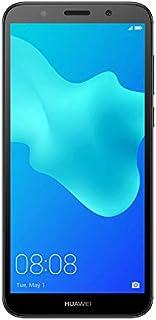 HuaweiY5 Prime 2018 Dual SIM - 16GB, 2GB RAM, 4G LTE, Black