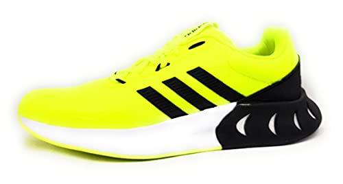 adidas KAPTIR Super, Chaussures de Running Compétition Homme, Amasol/NEGBÁS/NEGBÁS, 41 1/3 EU