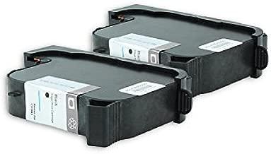 Reciclado para HP DesignJet 450 C tintas Conjunto Negro - Nr.40 ...