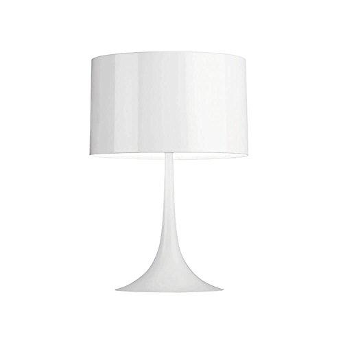 Flos Spun Light T2 Lampe de table blanche brillante 220 Volt