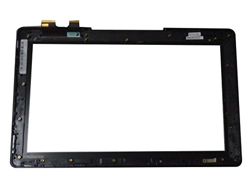"""InOneWorld 13.3"""" Touch Screen Replacement Panel Front Glass Digitizer With Frame for Asus Transformer Book T300LA-BB31T (NO LCD)"""