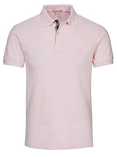 Burberry Brit Poloshirt, City Pink Gr. 56, City Pink