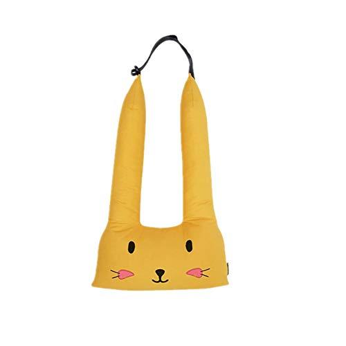Protector Arnes Silla Bebe Extensor Cinturon Seguridad Coche Ajustador del cinturón de seguridad Asiento Clip de cinturón Yellow,One Size