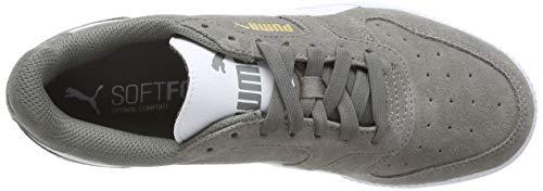 Puma Unisex-Erwachsene Icra Suede Sneaker, Grau - 6