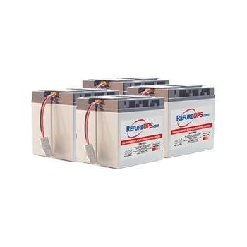 APC Smart-UPS RT 5000 Rack Mount SURTD5000RMXLT Compatible Replacement Battery Kit